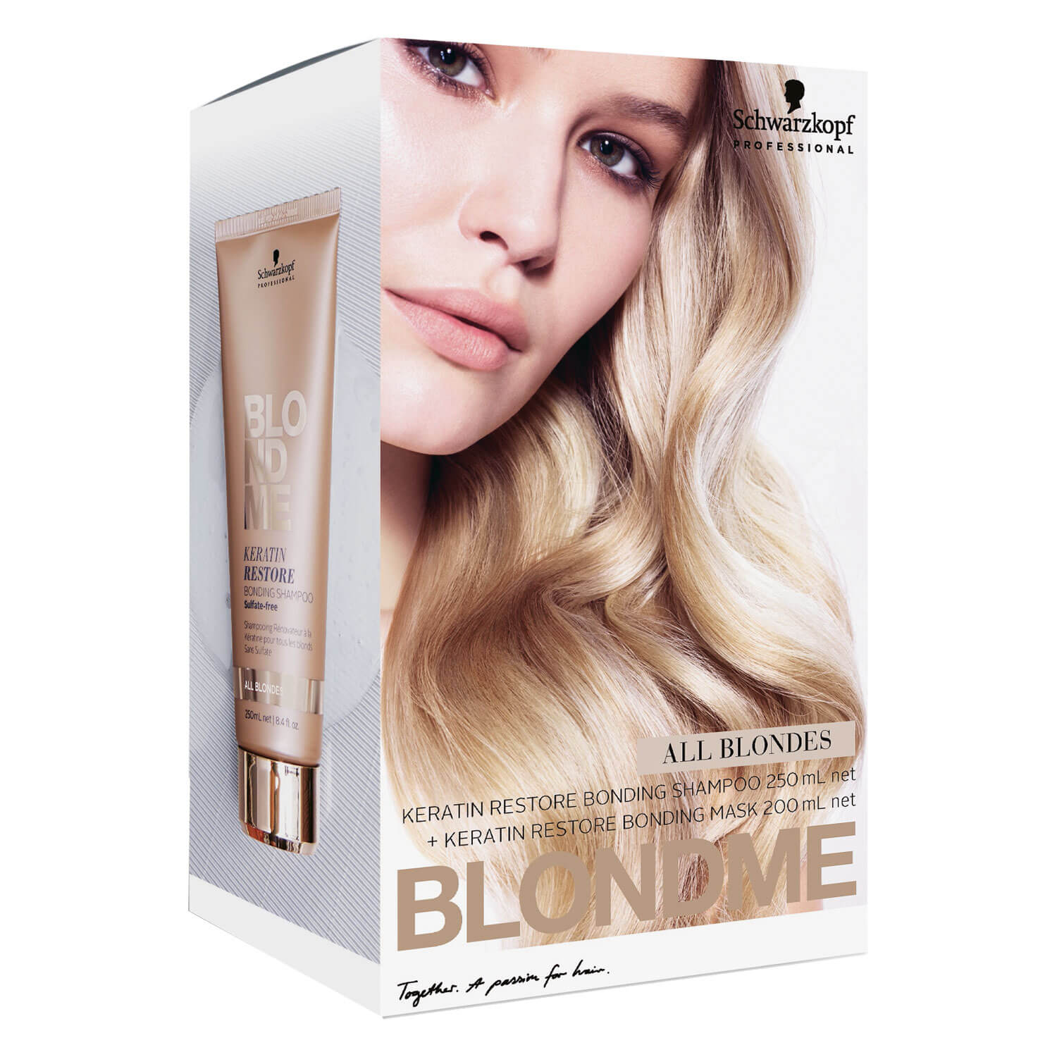 Blondme - All Blondes Duo Pack