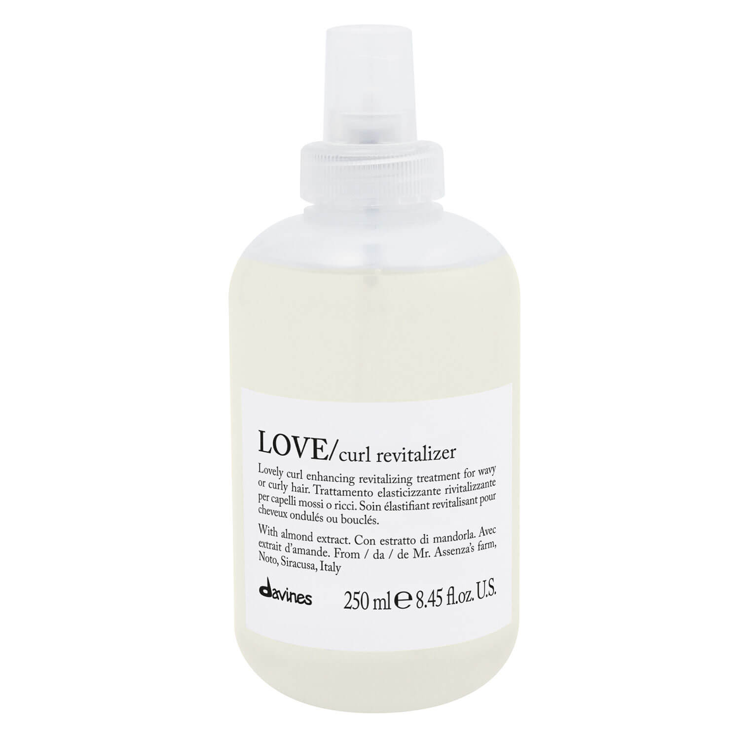 Essential Haircare - LOVE Curl Revitalizer