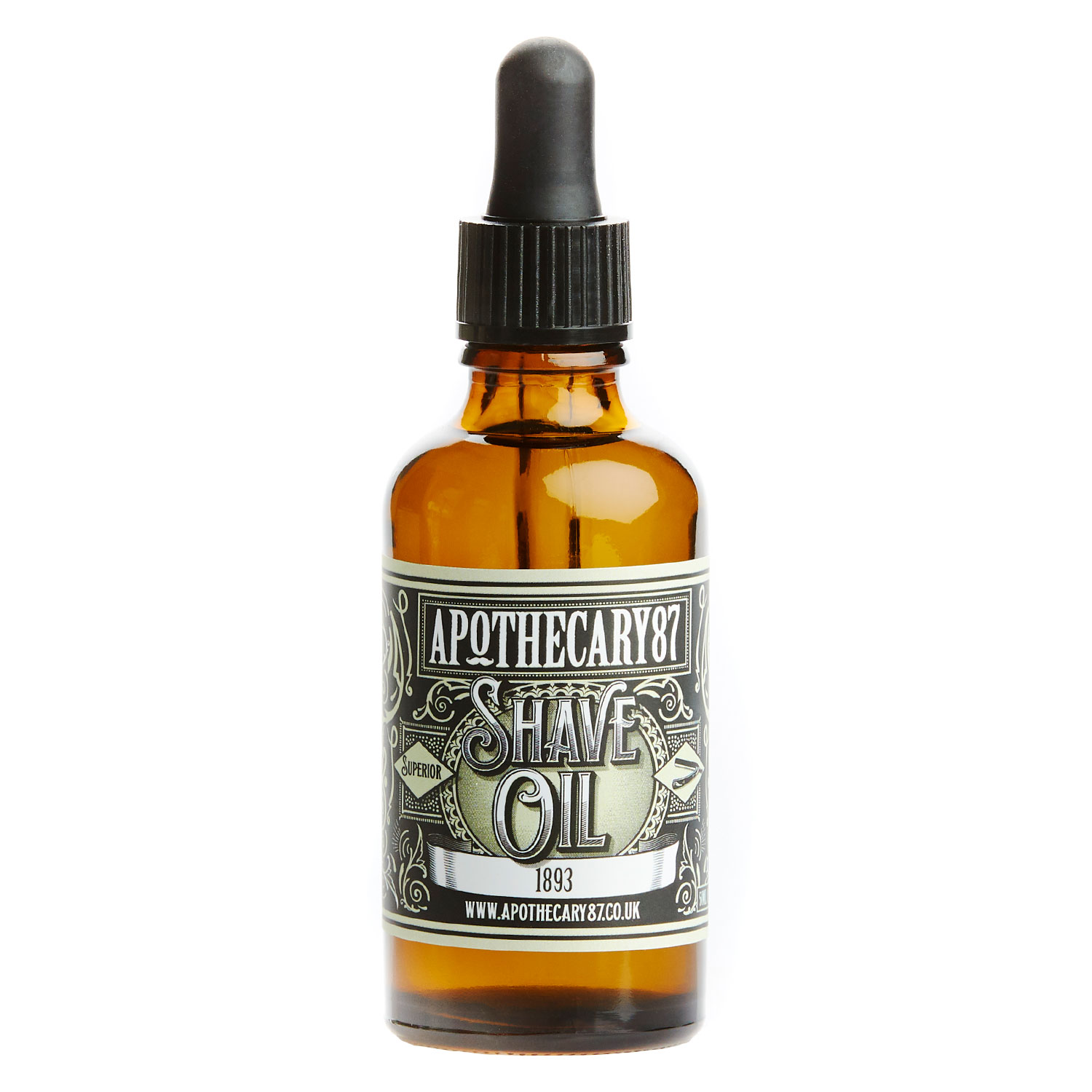 Apothecary87 Grooming - Shave Oil 1893 Fragrance