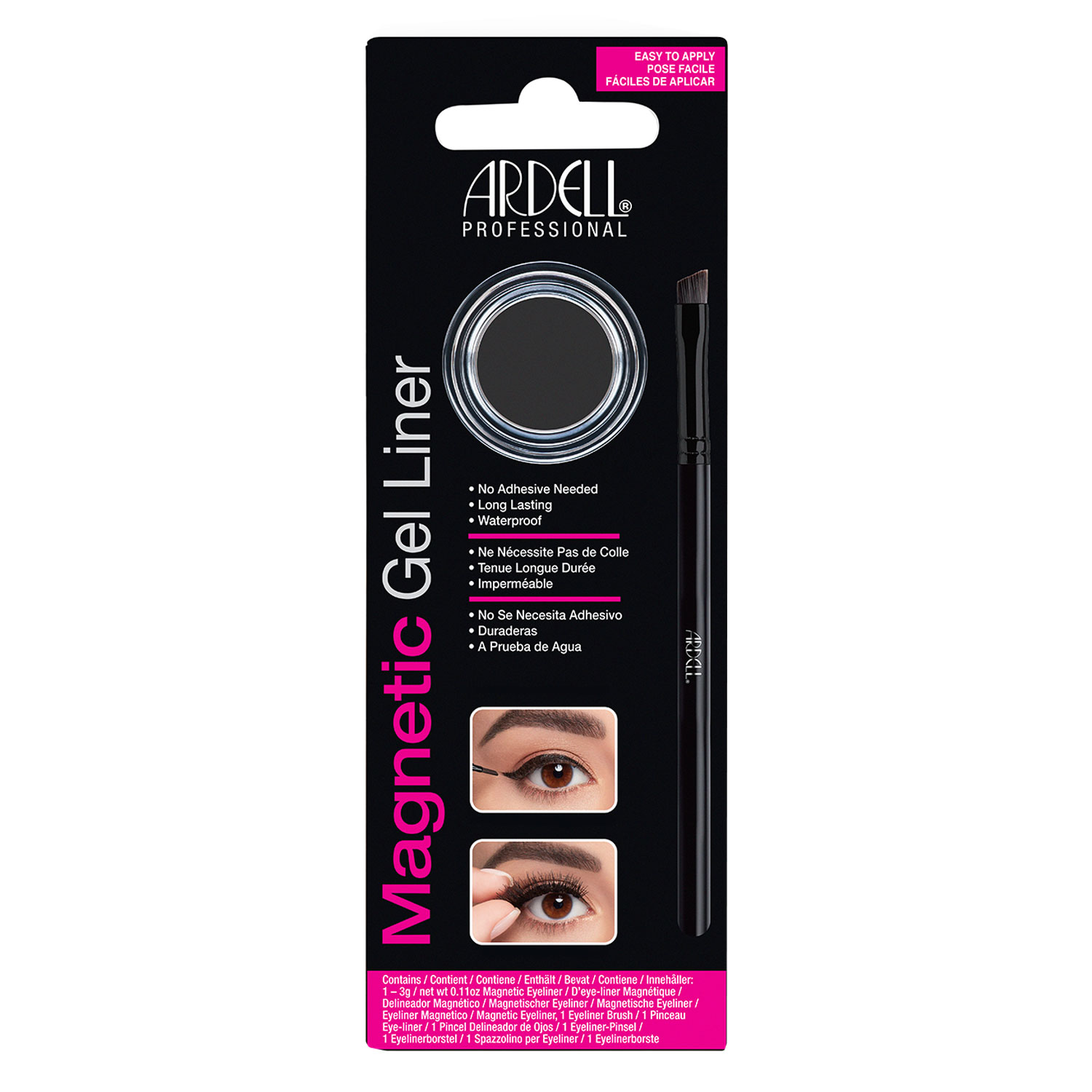 Ardell Magnetic Lashes - Magnetic Gel Liner