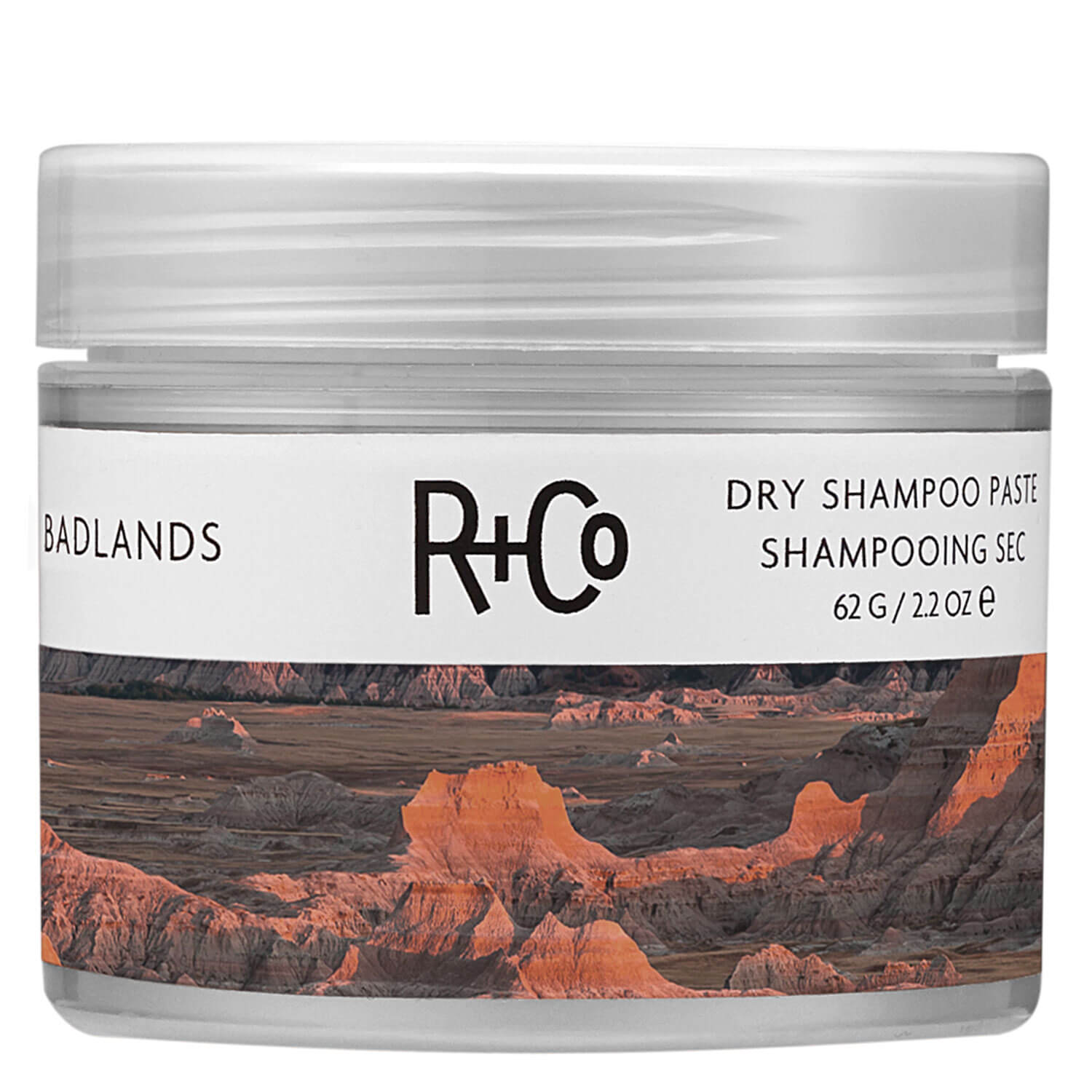 R+Co - Badlands Dry Shampoo Paste