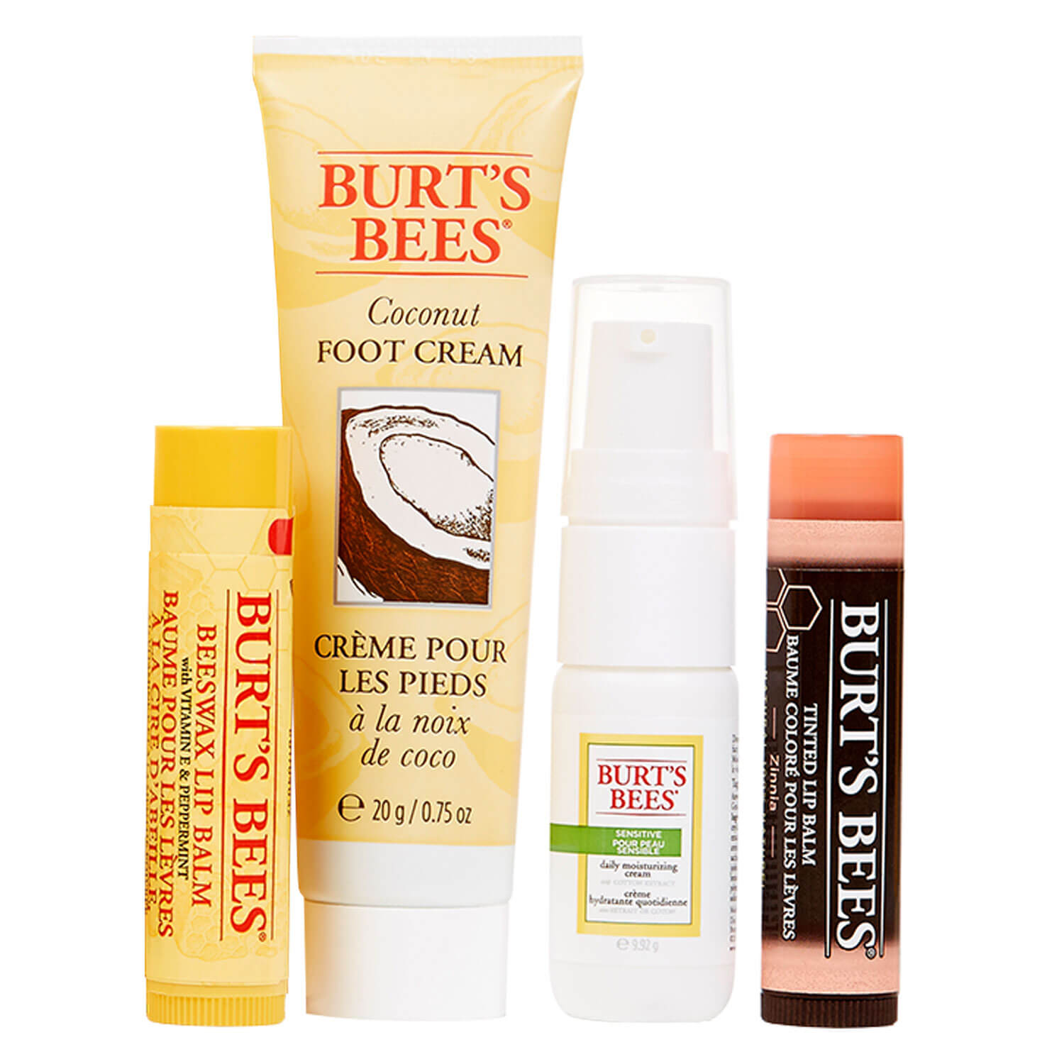 Burt's Bees - Burt's Essential Edit