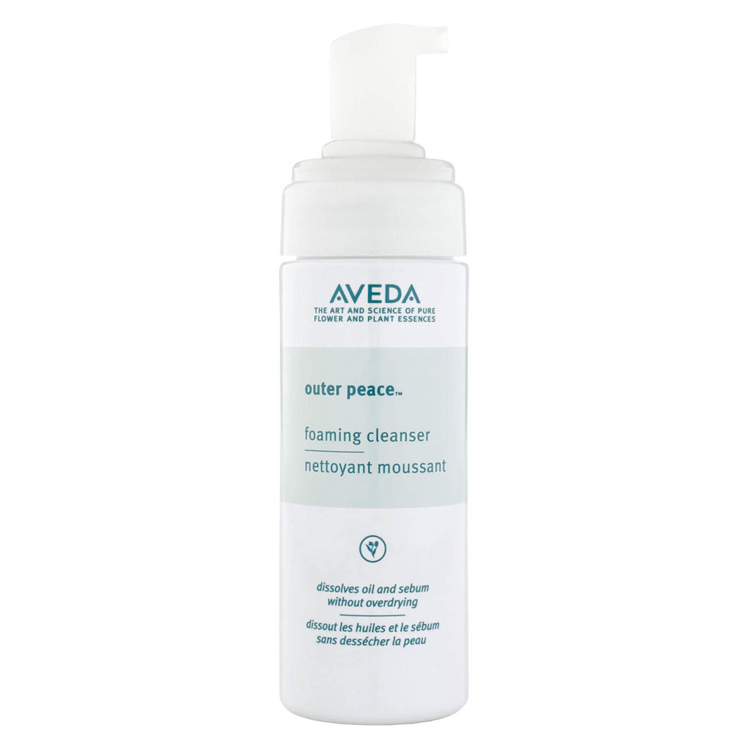 outer peace - foaming cleanser