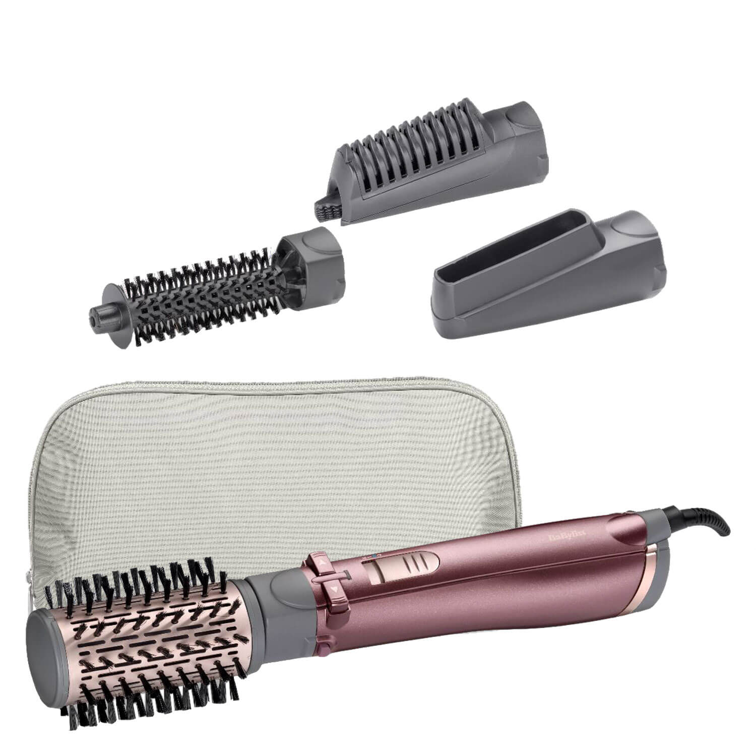 BaByliss Paris - Rotationsbürste 1000W AS960CHE